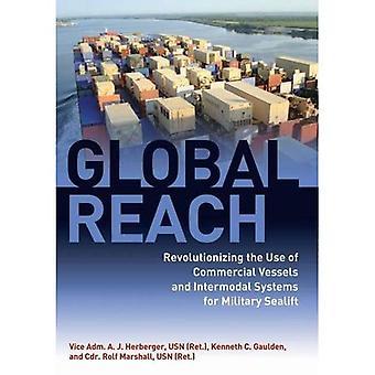 Wereldwijd bereik: Een revolutie in het gebruik van koopvaardijschepen en intermodale systemen voor militaire zeetransport, 1990-...