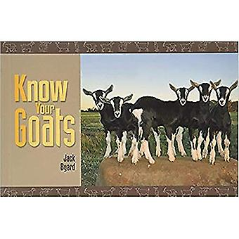 Know Your Goats