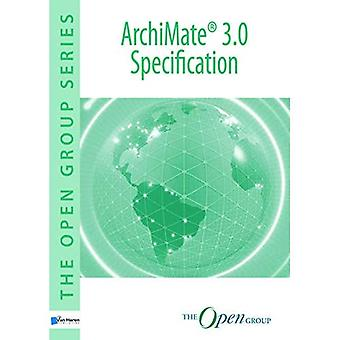 Archimate 3.0 Specification