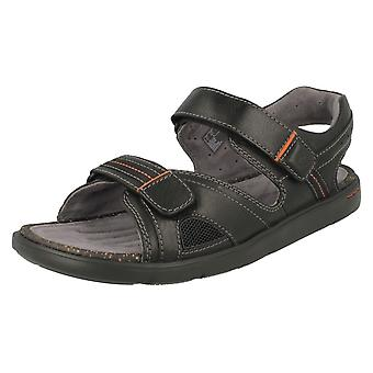 Mens Unstructured by Clarks Sandals Unwilmore Sun