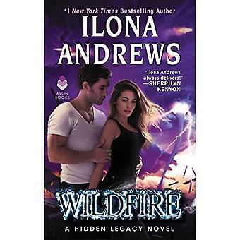 Wildvuur: Een verborgen Legacy roman (verborgen Legacy)