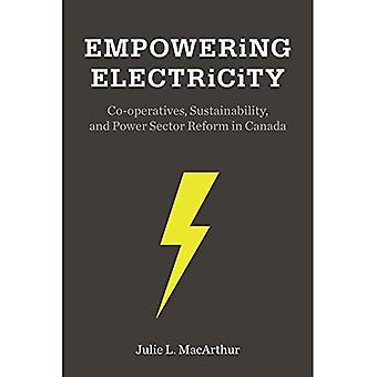 Empowering Electricity: Co-operatives, Sustainability, and Power Sector Reform in Canada (Sustainability and the Environment)