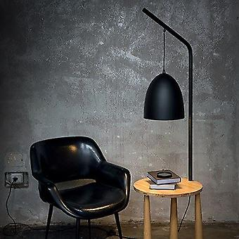 Ideal Lux - Piano Black Floor Lamp IDL145365