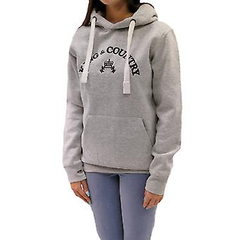 King & Country Rival Pullover Women's Hoody