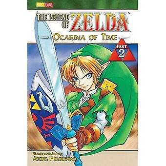 A lenda de Zelda, Volume 2: Ocarina do tempo