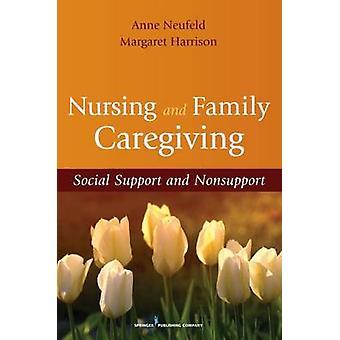 Omvårdnad och familj omvårdnad socialt stöd och Nonsupport av Neufeld & Anne