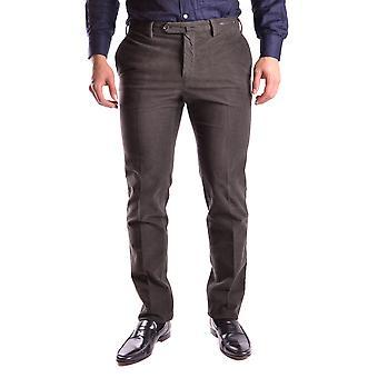 Pt01 Pt1476 Brown Cotton Pants