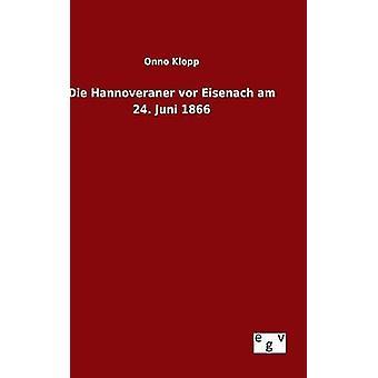 Morre Hannoveraner vor Eisenach tenho 24 anos. Juni 1866 por Klopp & Onno