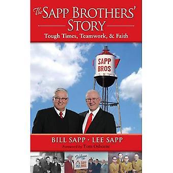 The Sapp Brothers' Story: Tough Times, Teamwork, & Faith