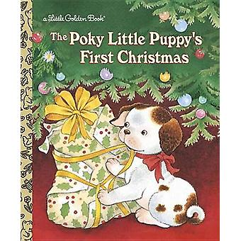 Poky Little Puppy's First Christmas by Golden Books - 9780307960344 B
