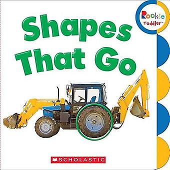 Shapes That Go by Scholastic - Inc. - 9780531209158 Book