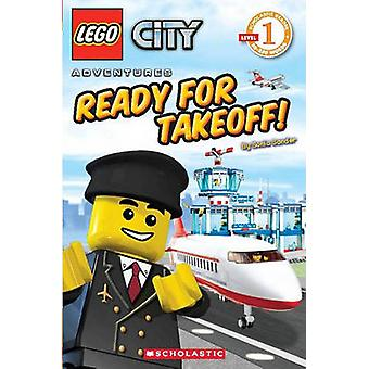 Lego City Adventures - Ready for Takeoff! by Sonia Sander - 9780545219