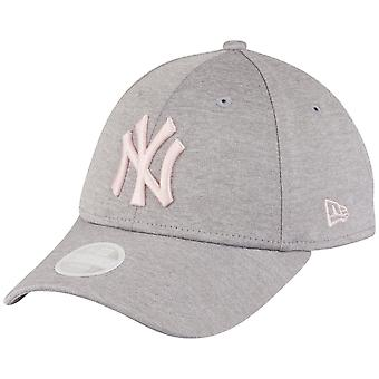 New Era Damen 9Forty Cap - SHADOW New York Yankees grau