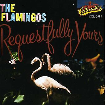 Flamants - Requestfully vôtre [CD] USA import