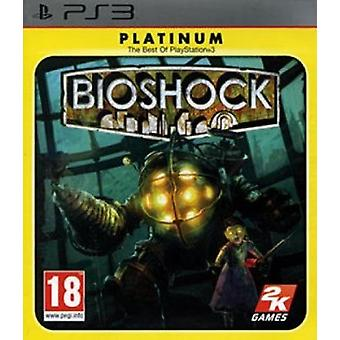 Bioshock - Platinum (Playstation 3)