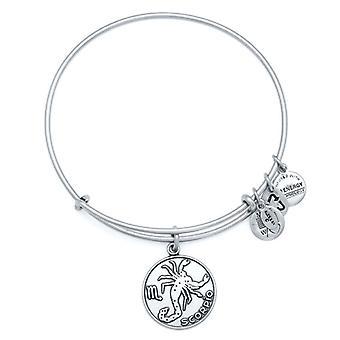 Alex et Ani Scorpion argent bracelet A13EB01SCRS