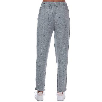Womens Brave Soul Brushed Lounge Pants In Grey Marl