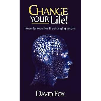 Change your Life Hope  Healing for Anxiety and Depression by Fox & David H
