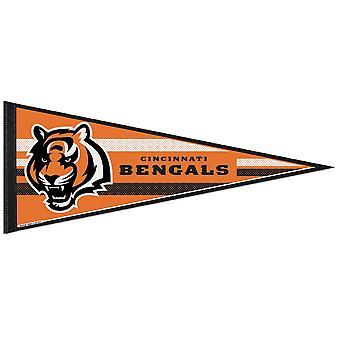 Wincraft NFL Felt Pennant 75x30cm - Cincinnati Bengals