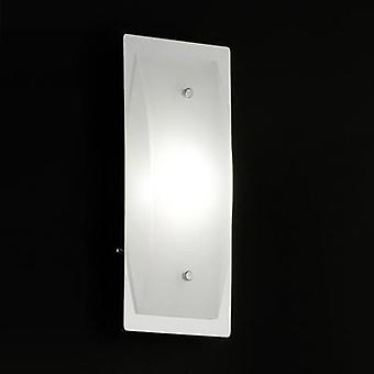 LED wall light 4 W Warm white Honsel Liana 38781 Chrome, White (matt)