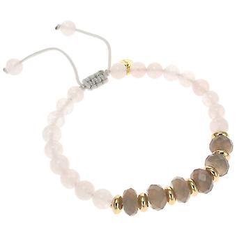 Lola Rose Trisha Bracelet Beryl Stone & Grey Agate