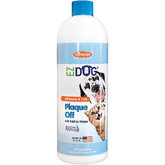 EZ Dog Pet Plaque Off 16oz-  FFP4545