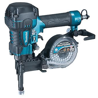 Makita An250Hc High Pressure Coil Concrete Nailer 25 Mm
