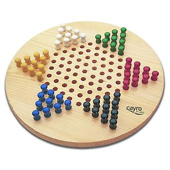 Cayro Chinese Checkers And Accessories (Speelgoed , Bordspellen , Strategie)
