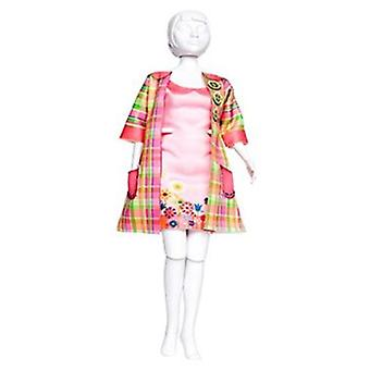 Dress Your Doll Betty Madras (Toys , Educative And Creative , Design And Mode , Mode)