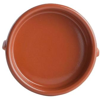 Quid Low Pot Clay (Home , Kitchen , Kitchenware and pastries , Pots and saucepans)