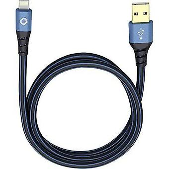 iPad/iPhone/iPod Data cable/Charger lead [1x USB 2.0 connector A - 1x Apple Dock lightning p