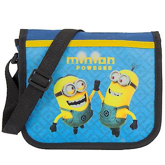 Fabrizio minions kindergarten bag shoulder bag 20355