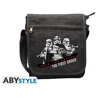 Abysse Star Wars Messenger Bag Rule The Galaxy Small Size With Hook