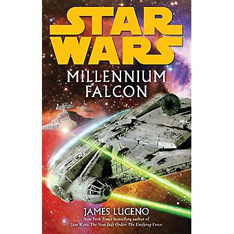 Star Wars: Millennium Falcon (Paperback) by Luceno James