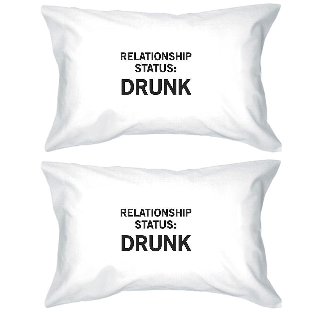 Relationship Funny Ideas Humorous Graphic Status Case Gift Pillow ARc3Lq4j5