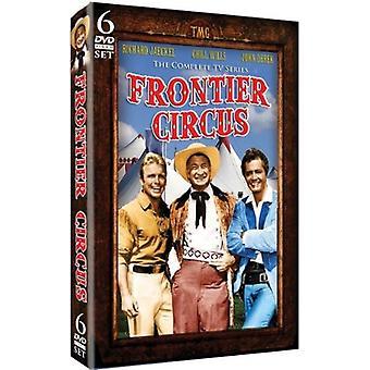 Importação de fronteira EUA circo [DVD]