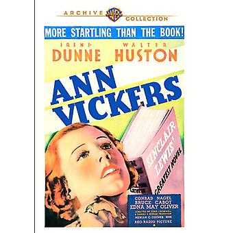 Ann Vickers [DVD] USA import