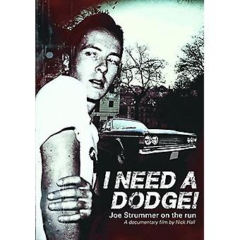 Joe Strummer - I Need a Dodge [DVD] USA import