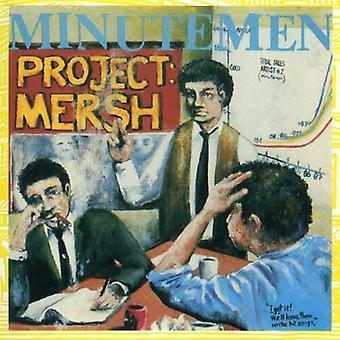Minutemen - projektet alpers [CD] USA importerer