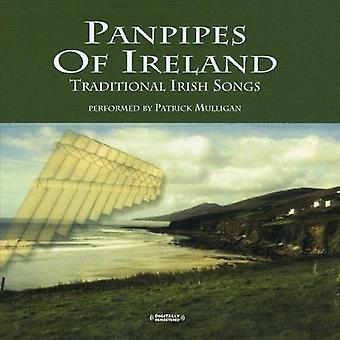 Patrick Mulligan - Panpipes av Irland: traditionella irländska sånger [CD] USA import