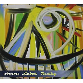 Lebos, Aaron (Aron Lebos virkelighed) - Aaron Lebos virkelighed [CD] USA import
