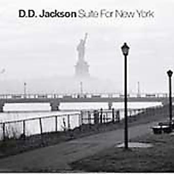 D.D. Jackson - Suite for New York [CD] USA import