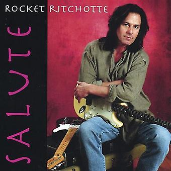 Rakete Ritchotte - Salute [CD] USA importieren