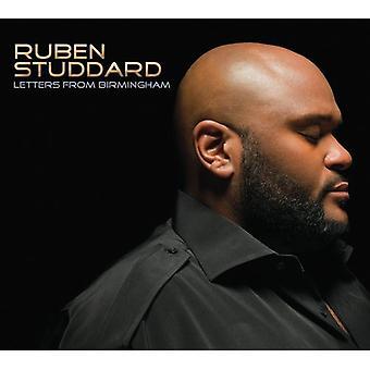 Ruben Studdard - importation USA lettres de Birmingham [CD]