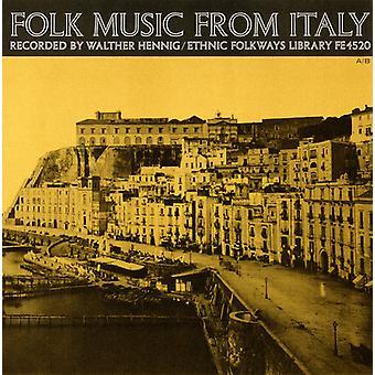 Musica folk da Italia - importazione USA Folk Music From Italy [CD]