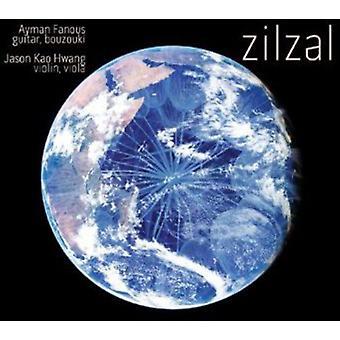 Fanous/Hwang, J.K. - Zilzal [CD] USA importerer