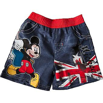 Garçons Disney Cars McQueen Swim Shorts
