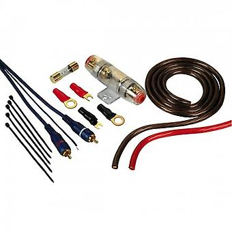 Car Hifi-Auto Kabel-Set, Powerkit 480, 100%Kupfer