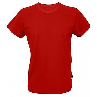 Jockey USA Originals American Crew Neck T-Shirt, Red