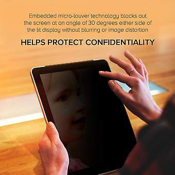 Celicious Privacy 2-Way Anti-Spy Filter Screen Protector Film Compatible with Samsung Galaxy Tab S 8.4